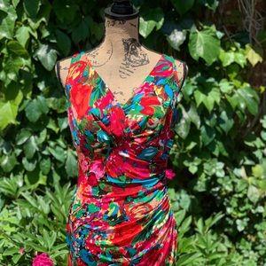 Ralph Lauren Floral Sheath Dress, 6
